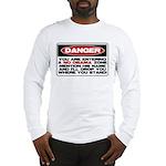 No Obama Zone Long Sleeve T-Shirt