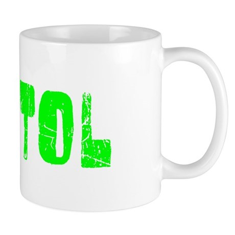 Bristol Faded (Green) Mug