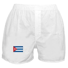 Cuban Flag Boxer Shorts