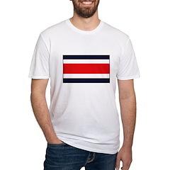 Costa Rican Flag Shirt