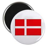 Danish / Denmark Flag Magnet