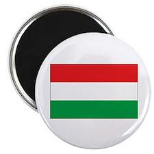 "Hungarian Flag 2.25"" Magnet (10 pack)"