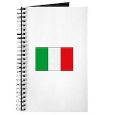 Italian Flag Journal
