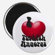 'I Love Turk-Angs!' Magnet