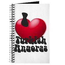 'I Love Turk-Angs!' Journal