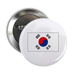 Korea Flag 2.25