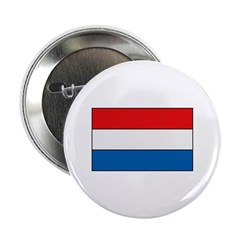 """Luxembourg Flag 2.25"""" Button"""