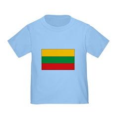 Lithuanian Flag T