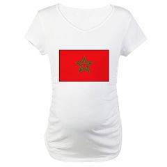 Moroccan Flag Shirt