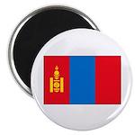 Mongolian Flag Magnet