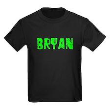 Bryan Faded (Green) T