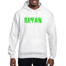 Bryan Faded (Green) Hoodie
