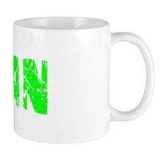 Bryan Faded (Green) Mug