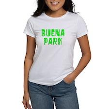 Buena Park Faded (Green) Tee
