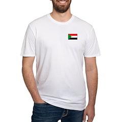Sudanese Flag Shirt