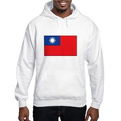 Taiwanese Flag Hoodie