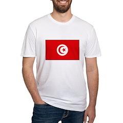 Tunisian Flag Shirt