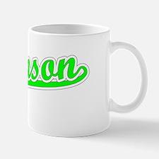 Retro Robinson (Green) Mug