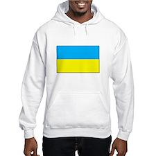 Ukranian Flag Hoodie