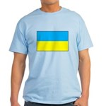 Ukranian Flag Light T-Shirt