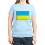 Ukranian Flag Women's Light T-Shirt