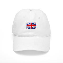United Kingdom Flag Baseball Cap