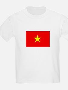 Vietnamese Flag T-Shirt