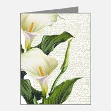 Unique Ink Note Cards (Pk of 20)