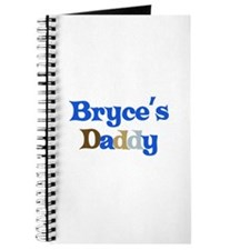 Bryce's Daddy Journal