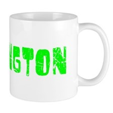 Burlington Faded (Green) Mug