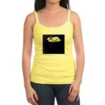 Baby Floats on your Jr. Spaghetti Tank