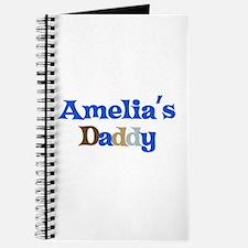 Amelia's Daddy Journal