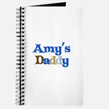 Amy's Daddy Journal