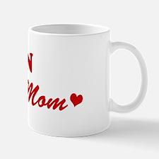JON loves mom Mug