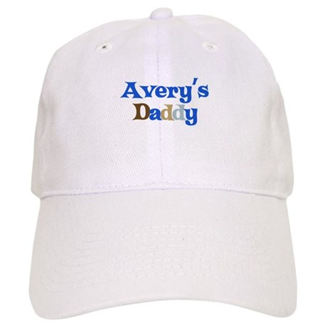 Avery's Daddy Cap