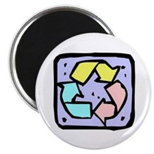 """RECYCLE 2.25"""" Magnet (100 pack)"""