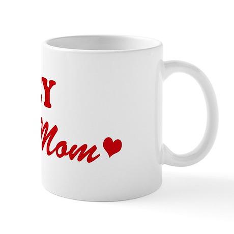 JOEY loves mom Mug