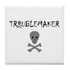 TROUBLEMAKER Tile Coaster