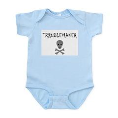 TROUBLEMAKER Infant Bodysuit