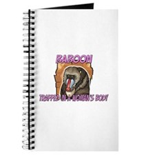Baboon Trapped In A Woman's Body Journal