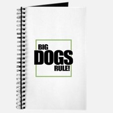 Big Dogs Rule logo Journal