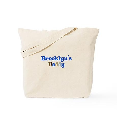 Brooklyn's Daddy Tote Bag