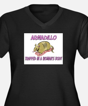 Armadillo Trapped In A Woman's Body Women's Plus S