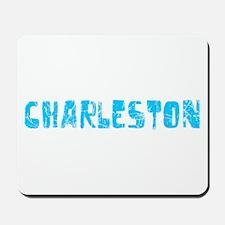 Charleston Faded (Blue) Mousepad