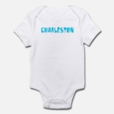 Charleston Faded (Blue) Infant Bodysuit