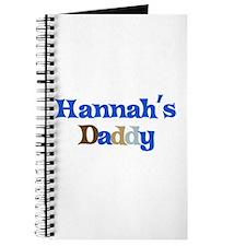 Hannah's Daddy Journal