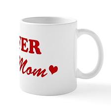 JENIFER loves mom Mug