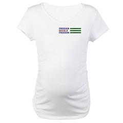 Freegan = Freedom Shirt