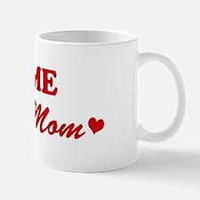 JAYME loves mom Mug