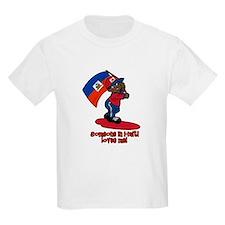 Someone in Haiti loves me! T-Shirt